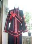 JUAL KOSTUM COSPLAY MURAH - 088806003287 - KIRITO SWORD ART ONLINE CUSTOM - PRA PRODUCTION 2