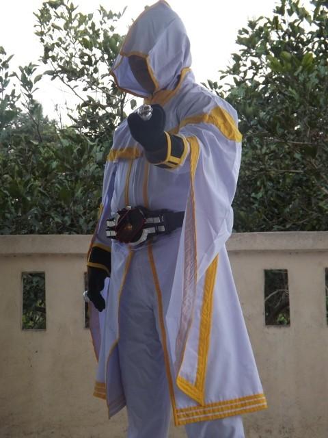 Jual kostum cosplay White wizard shiroi mahoutsukai 01