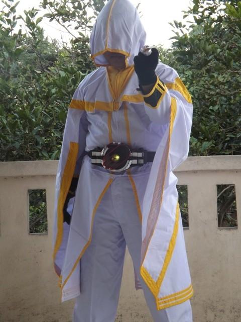 Jual kostum cosplay White wizard shiroi mahoutsukai 02
