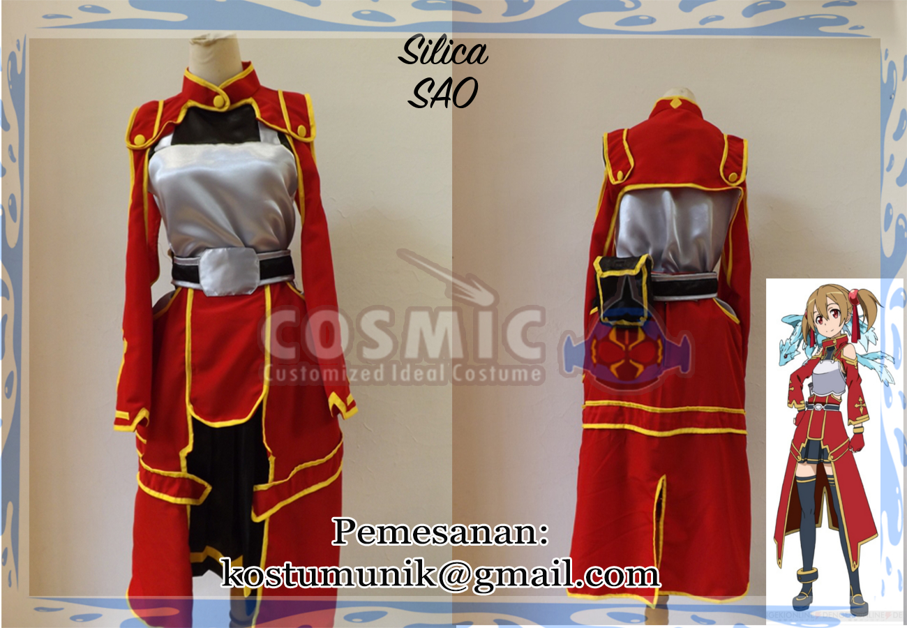 Katalog Costume Cosmic Shop Indonesia